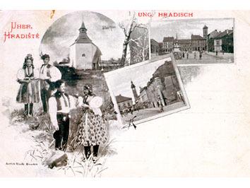 Pohledy na město (1898)