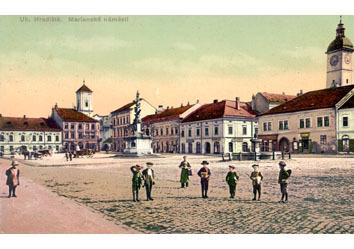 Mariánské náměstí (1917)