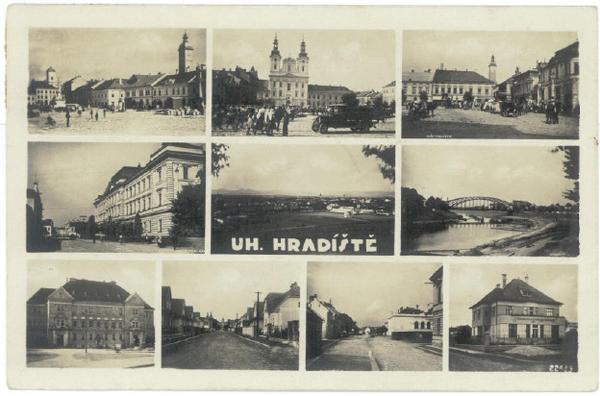 Pohlednice 1946