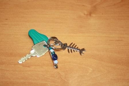 Klíč s čipem