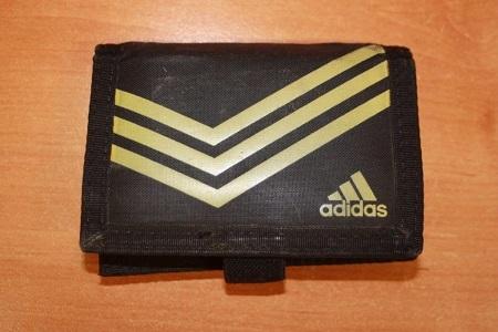 Peněženka zn. Adidas