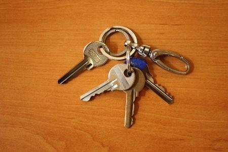 Svazek klíčů