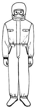 Obrázek č. 5: Možná ochrana celého povrchu těla
