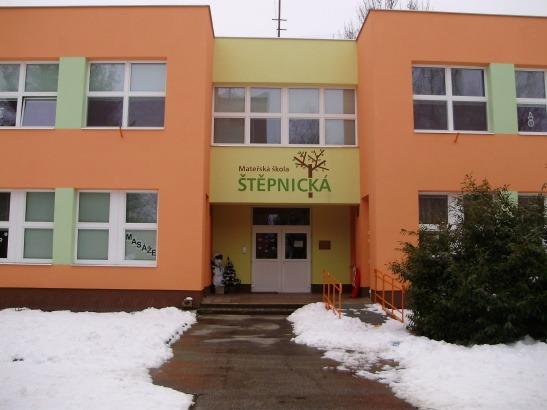 Mateřská škola, Štěpnická 1111 - odloučené pracoviště