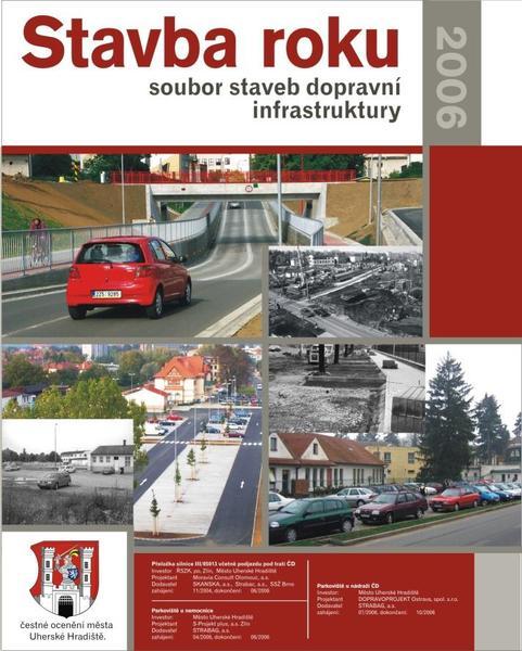 Stavba roku 2006 - Soubor staveb dopravní infrastruktury