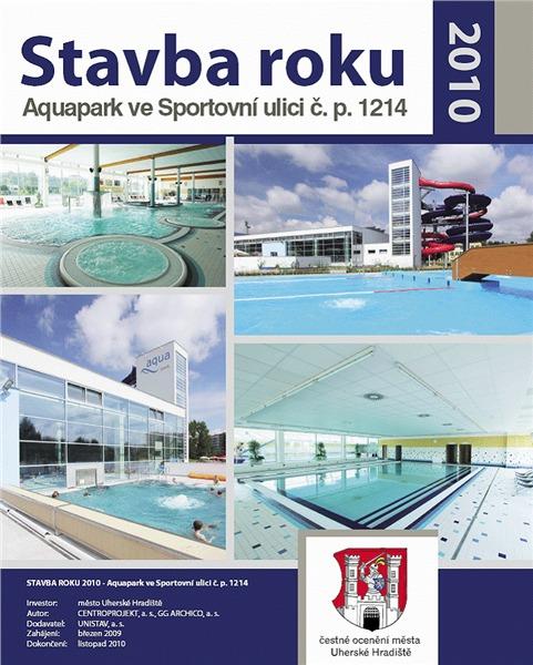 Stavba roku 2010 - Aquapark