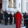 Tři krále přivítali před radnicí členové vedení města