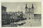 Masarykovo náměstí - dobová pohlednice
