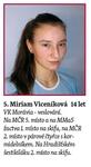 mládež do 15 let - Viceníková