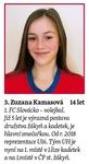 mládež do 15 let - Kamasová