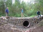 Zavodňování Kněžpolského lesa 11