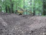 Zavodňování Kněžpolského lesa 7
