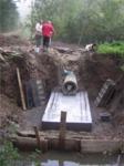 Zavodňování Kněžpolského lesa 2