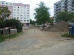 Sídliště Malinovského a nám. Republiky - před realizací