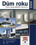 Dům roku 2002 - Sídlo společnosti Barco v Mařaticích